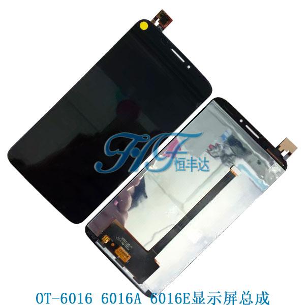 Подходит для аль извозчик OneTouch Hero 8020X экран ассамблея  8020D жидкий кристалл коснуться занавес